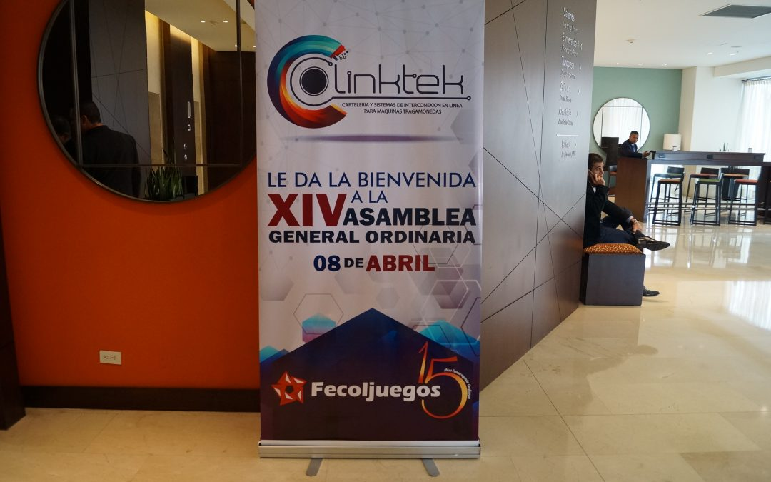 Asamblea General Ordinaria Fecoljuegos Abril 2015